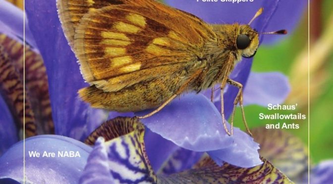 Publications – American Butterflies & Butterfly Gardener Summer 2016!